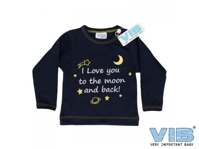 Vib T Shirt Love You To The Moon And Back Ditwinkeltje